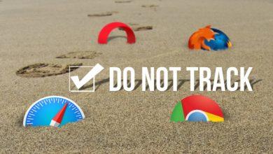 Do Not Track, Google, Facebook