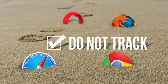 Do Not Track, Google, Facebook