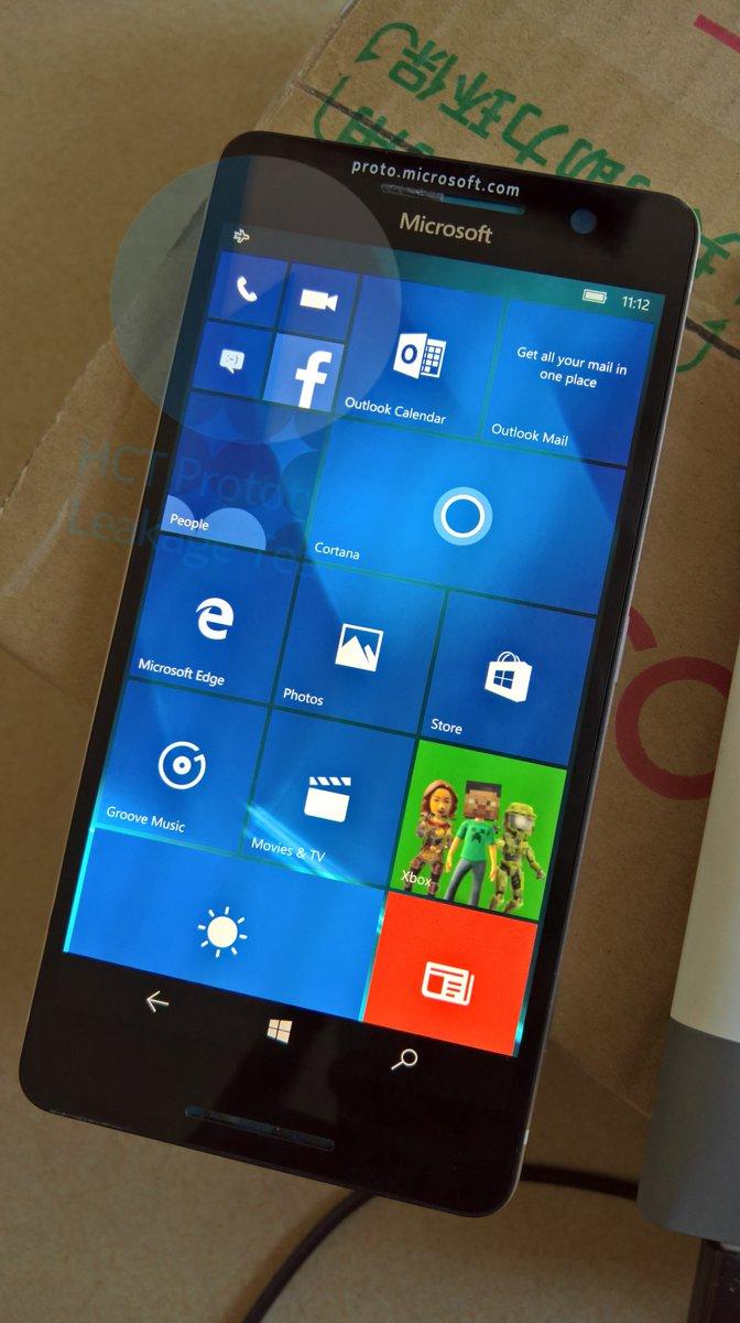 Lumia 960 OS