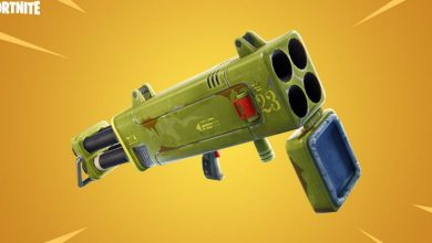 Photo of Fortnite Adds the Quad Rocket Launcher, Port-a-Fortress Returns