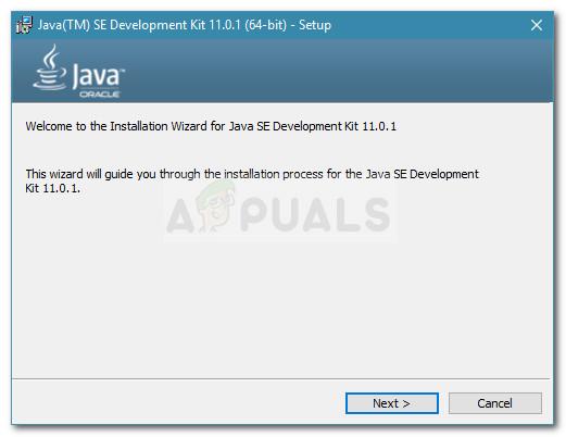 Installieren des Java Development Kits
