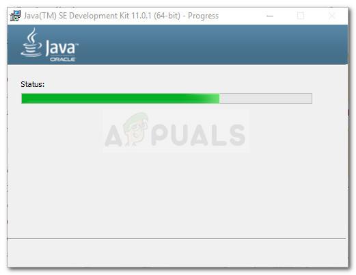 Installieren des Java Development Kit