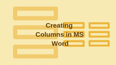 Photo of How to Create Columns In Microsoft Word