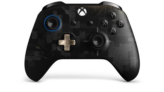 Custom PUBG Xbox One Controller