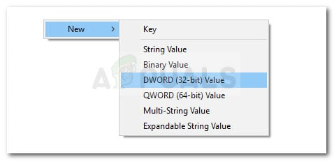 Creating a new ShowGameModeNotifications value