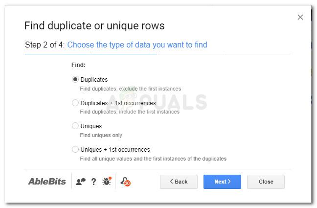 Choosing data type and resolution
