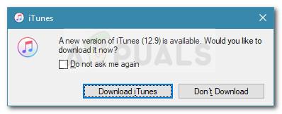 Fix: iTunes Error 0xE800002D - Appuals com