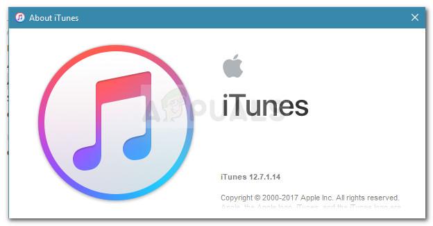 iTunes aktuelle Version