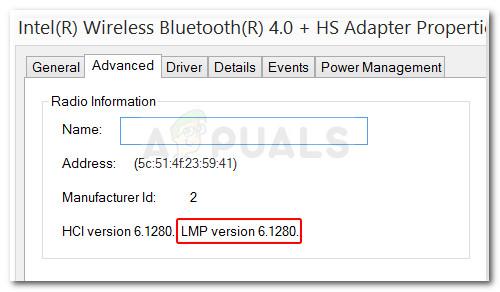 Ermitteln der Version Ihrer Bluetooth-Verbindung