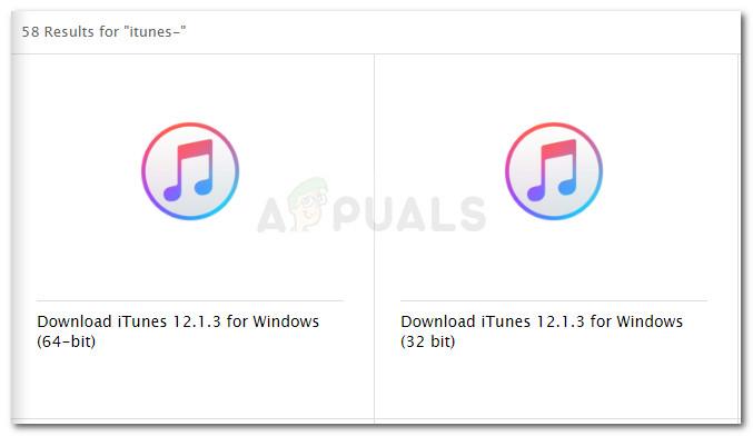 Neueste verfügbare iTunes-Version