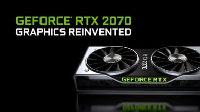 Photo of Nvidia RTX 2070 Founder's Edition Benchmarks Show How Well The Entry Level RTX Card Performs