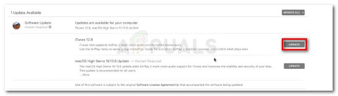 ITunes auf dem Mac aktualisieren