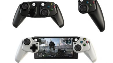 Photo of Microsoft Research Reveals Xbox Controller Concept for Smartphones and Tablets