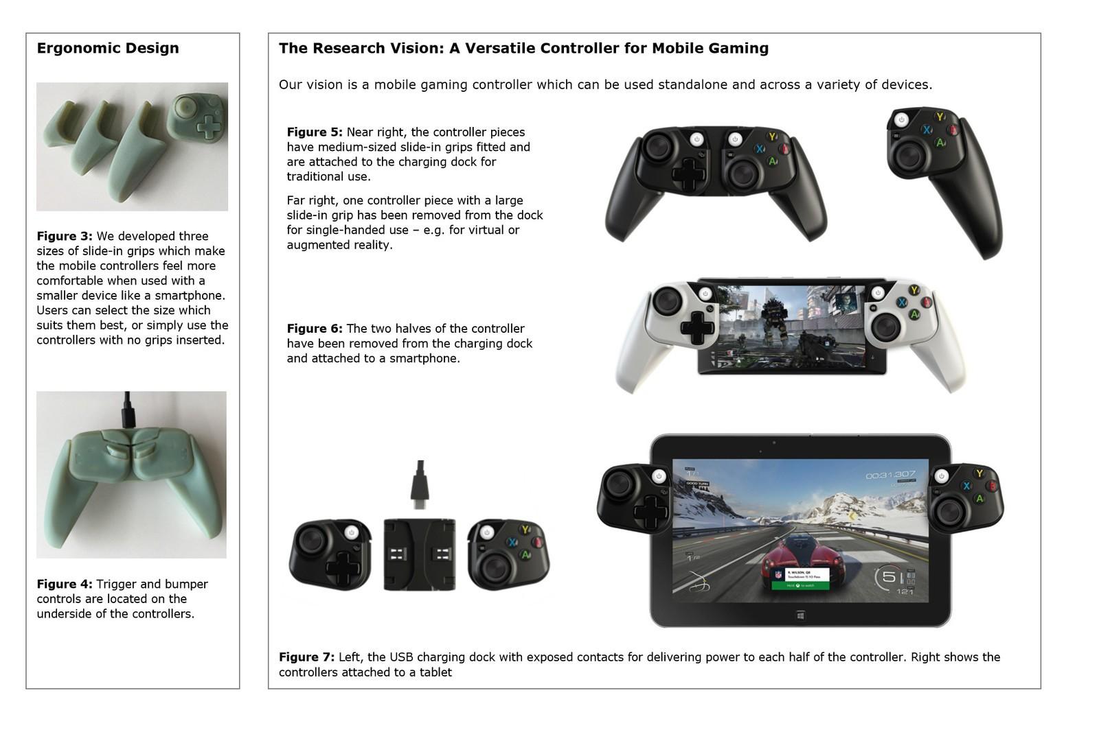 Xbox Mobile Controller