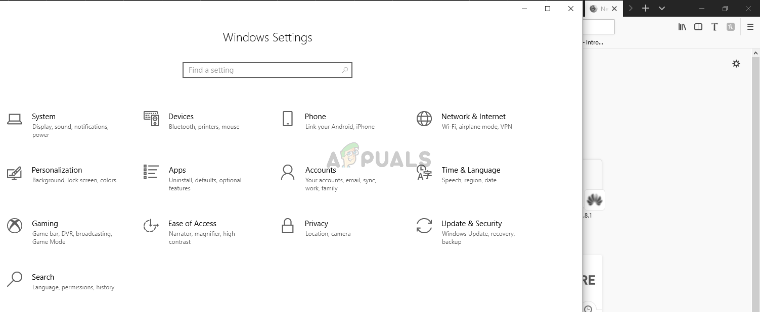 Windows 10 black and white