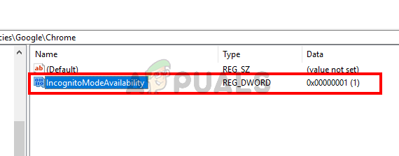 IncognitoModeAvailability key