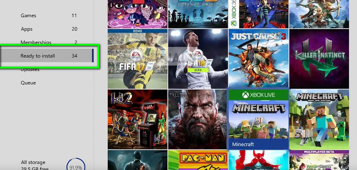 Installing a fresh copy of PUBG - Xbox One