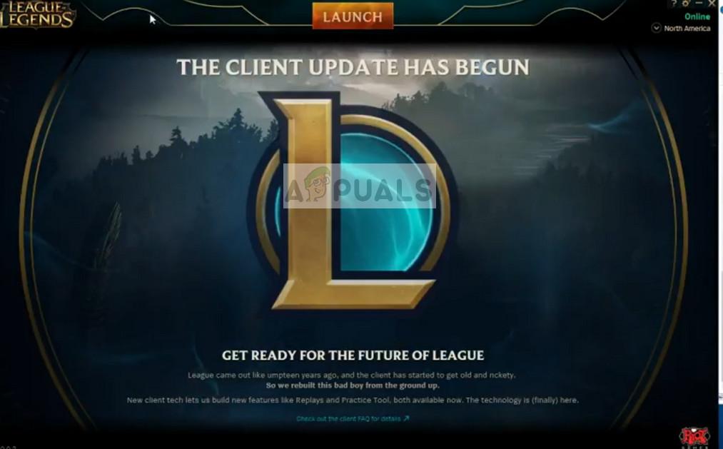 Mise à jour de League of Legends