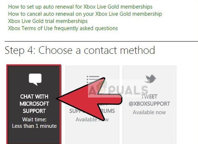 Xbox Live chat