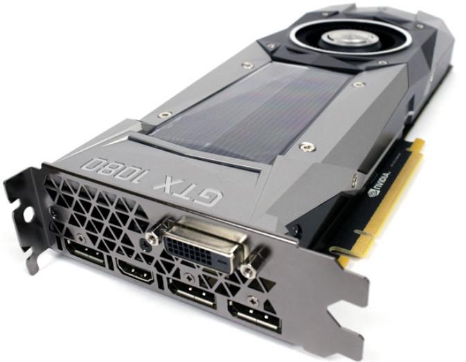 NVIDIA Gtx 1080