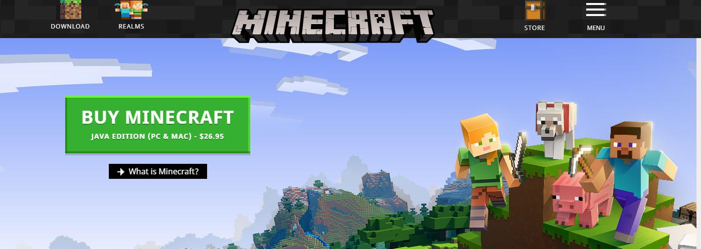 Downloading latest Minecraft