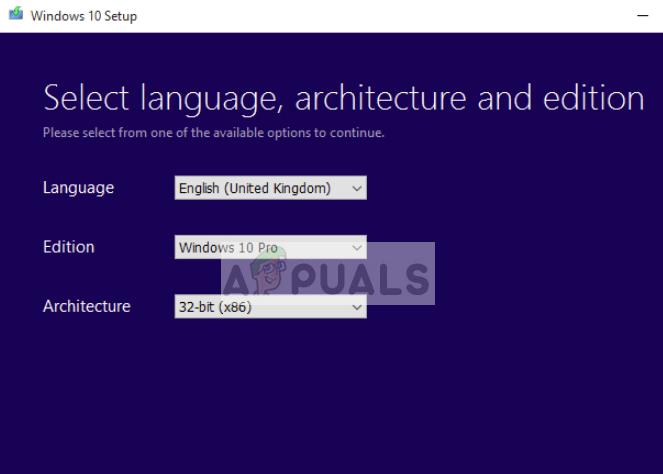 Installing fresh copy of Windows