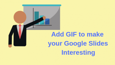 Photo of How to Add a GIF to Google Slide