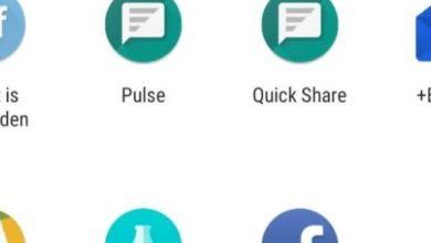 Android's Sharing Menu