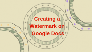 Photo of How to Add Watermark to your Google Docs