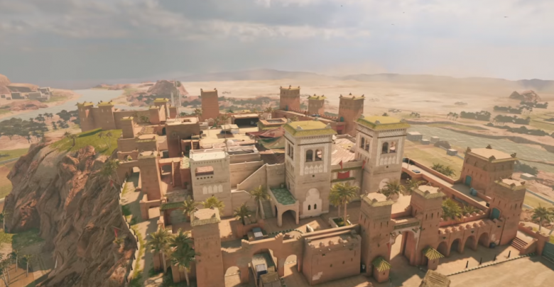 "Photo of Rainbow Six Siege's 'Fortress' is the First Map ""heavily associated with an Operator"""