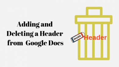 Photo of How to Add and Delete a Header in Google Docs