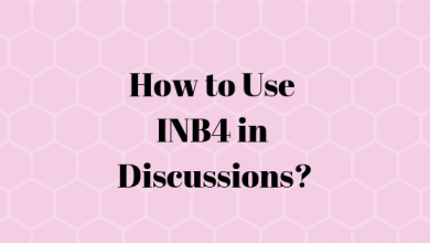 Photo of What Does the Acronym 'INB4' Mean