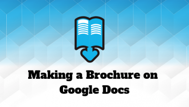 Photo of How to Make a Brochure on Google Docs