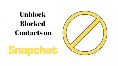 Photo of How to Unblock Contacts on Snapchat