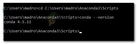 Testing Anaconda