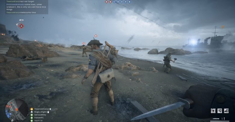Photo of Battlefield 1 Players Pause The Carnage to Commemorate The End of WW1