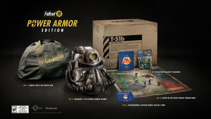 Fallout 76 Collector's Edition