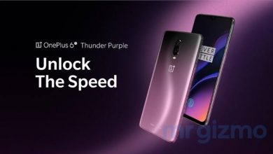 Photo of OnePlus 6T Gets a New Paint Job, Model With Thunder Purple Colour Revealed