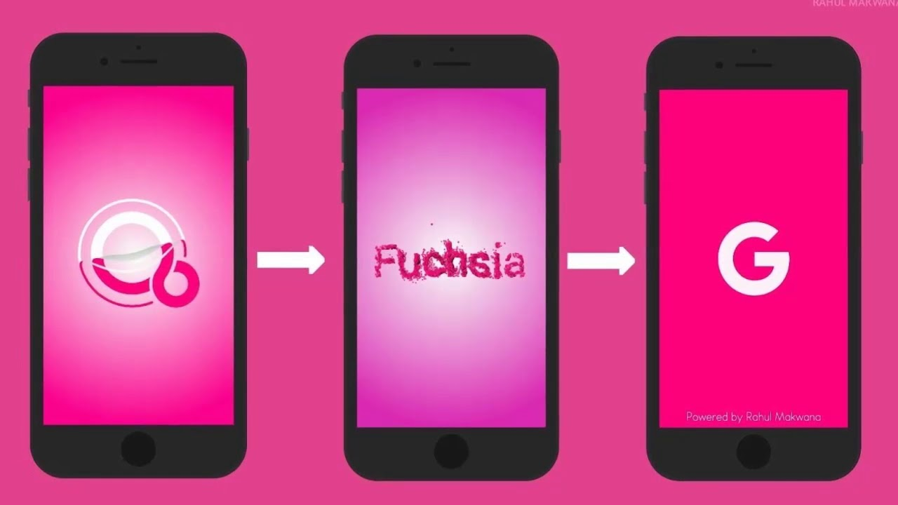 Fuchsia to Replace Android and Chrome OS