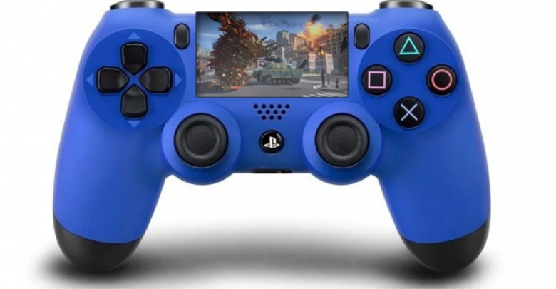 Photo of Sony Patent Suggests Dualshock 5 Might Feature a Touchscreen Display