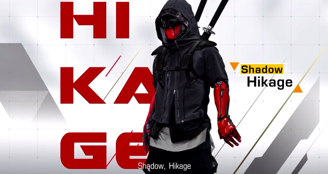 Shadow, Hikage RoE