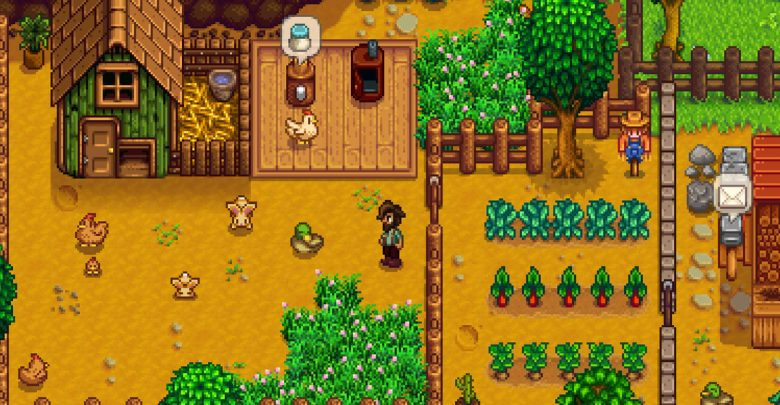 Photo of Stardew Valley Creator Will Begin Self-Publishing Starting December 14th