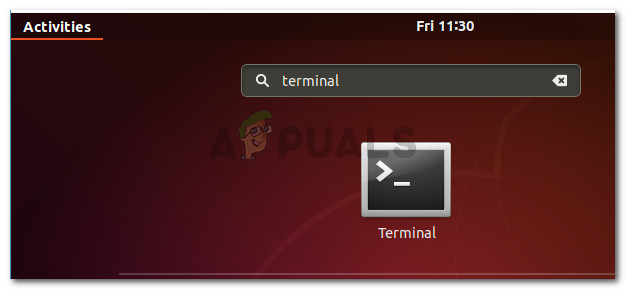 Accessing the Terminal on Linux