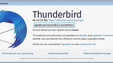 Photo of Thunderbird version 60.3.1 now Available, Includes Fixes for Cookie Removal and Encoding Issues