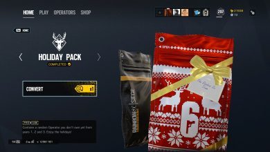 Holiday Packs