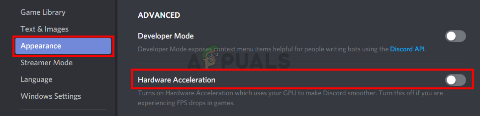 Fix: Discord Overlay Not Showing - Appuals com
