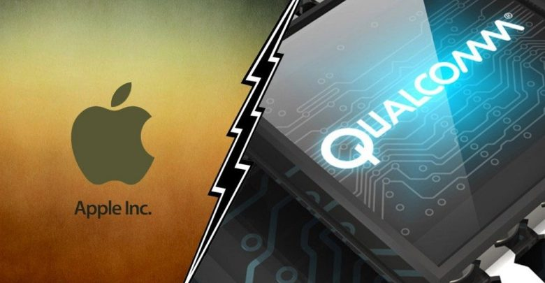 Apple releases iOS update to resolve Qualcomm patent dispute