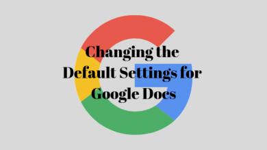 Photo of How to Change the Formatting for a Google Document and set it as Default