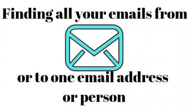 Photo of How to Locate All Emails From or To a Certain Address on Gmail