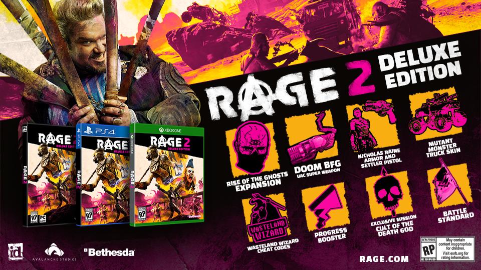 Rage 2 DE
